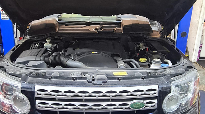 Replacement Land Rover Discovery Sport Engines