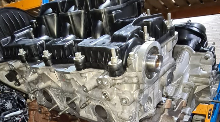 Replacement Land Rover Engines