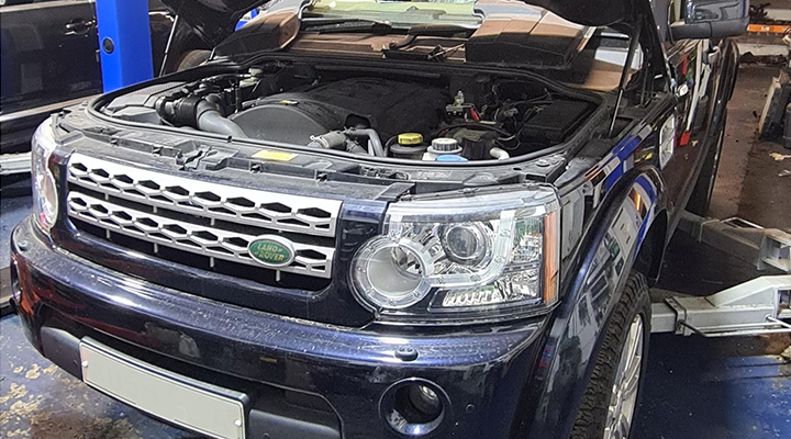 Second hand Engines for Land Rover Discovery Sport