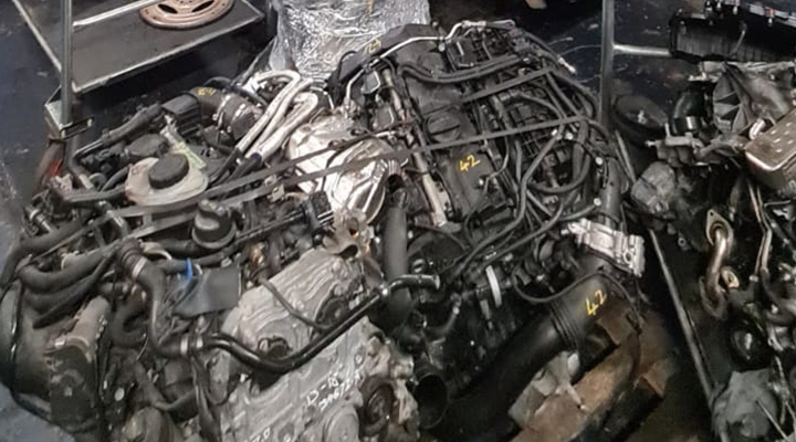 Second hand Engines for your Land Rover