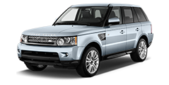 Range Rover Engines